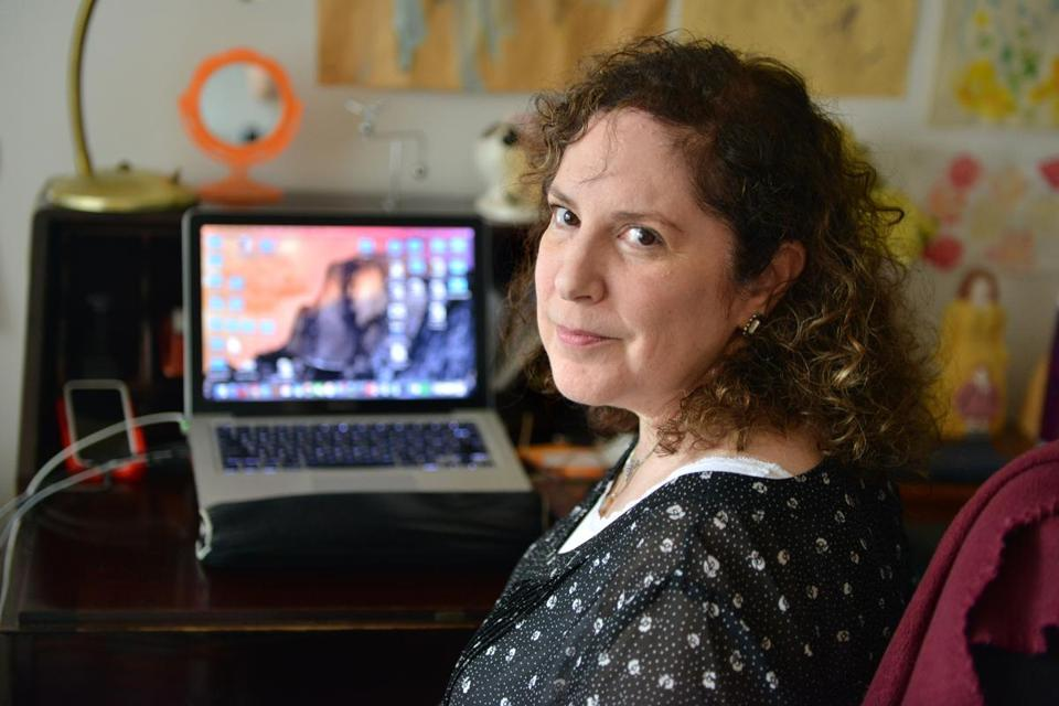 For adjunct online professors such as Gail Bloom, who teaches health policy from her home via the Internet, the scheduling and other logistics can at times appear to be daunting.