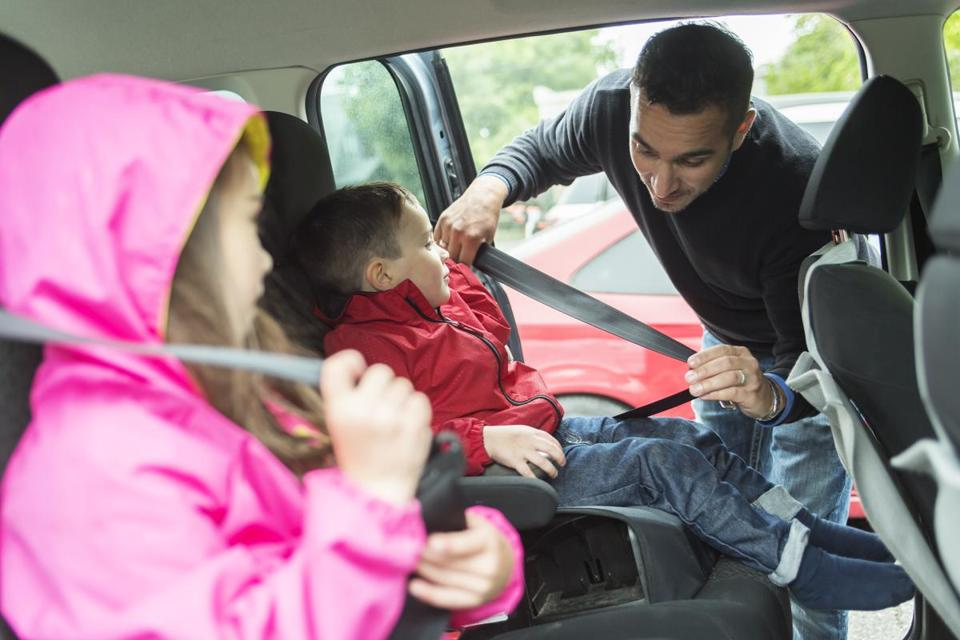 Diono Car Seats Recalled May Not Protect Kids In Crash