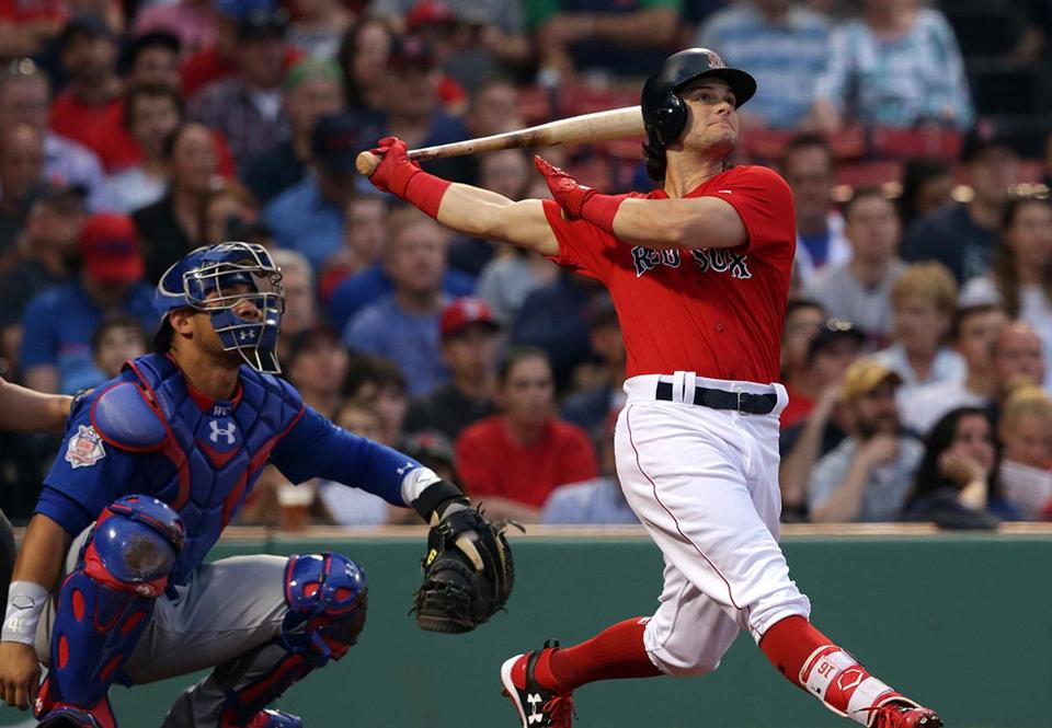 Sure, the Red Sox need another bat, but we can expect Andrew Benintendi to be even better in 2018.