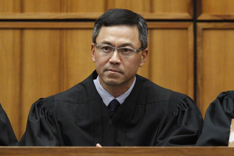 US District Judge Derrick Watson in Honolulu has blocked the Trump administration from enforcing its latest travel ban.