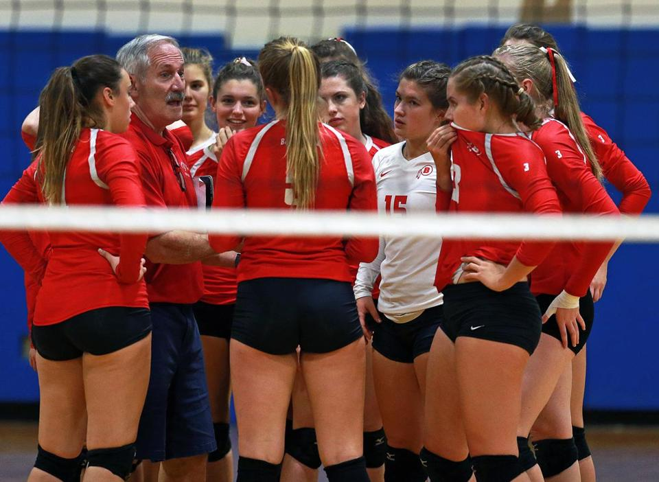 MIAA volleyball: Barnstable still the team to beat - The ...