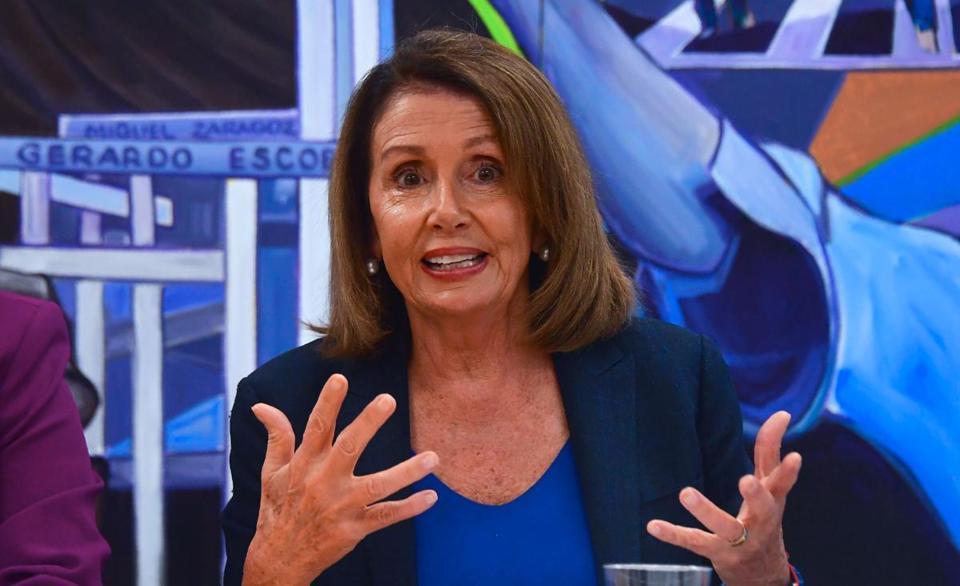Nancy pelosi wants to put a windfall tax