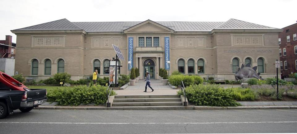 The Berkshire Museum in Pittsfield.