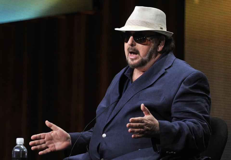 Writer and director James Toback took part in a July 2013 panel discussion in Beverly Hills, Calif. Dozens of women are levying claims of sexual misconduct against Toback, according to the Los Angeles Times.