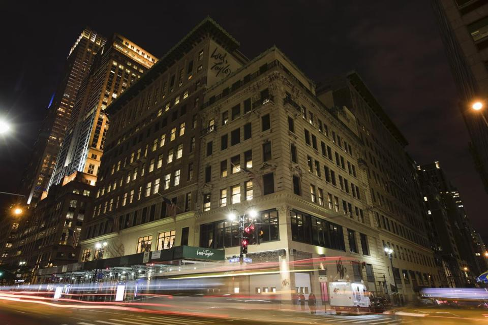 Lord & Taylor building, icon of New York retail, to become WeWork ...