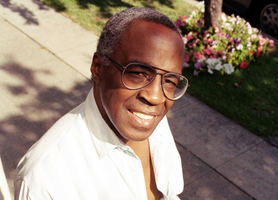 Actor Robert Guillaume in 1991.