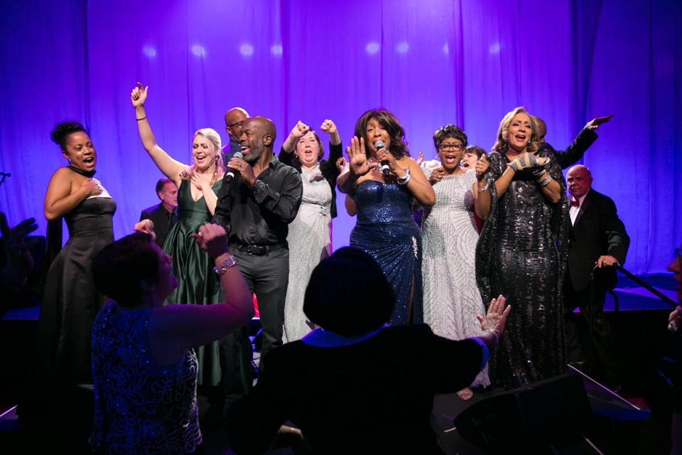 names - The Dimock Center enlists R&B legends Mary Wilson of the Supremes and Kool & the Gang and Biz Markie raises over $1M at 30th Anniversary Steppin' Out gala (Handout)