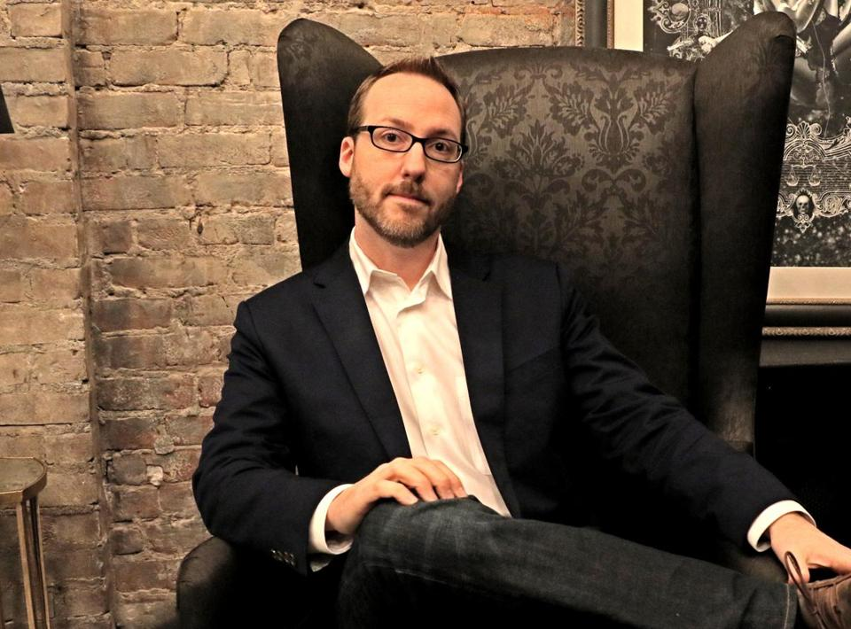 Aaron Mahnke is the creator, producer, and host of the podcast Lore, executive producer of the Lore television show on Amazon, and author of The World of Lore book series.