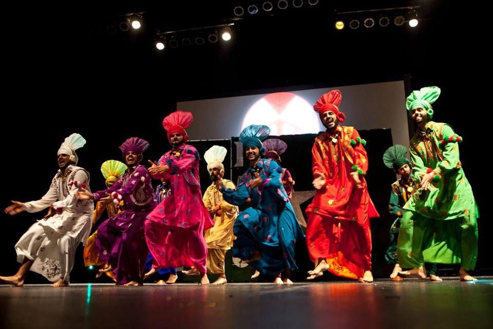The Boston Bhangra Competition comes to the Orpheum Theatre on Nov. 11.