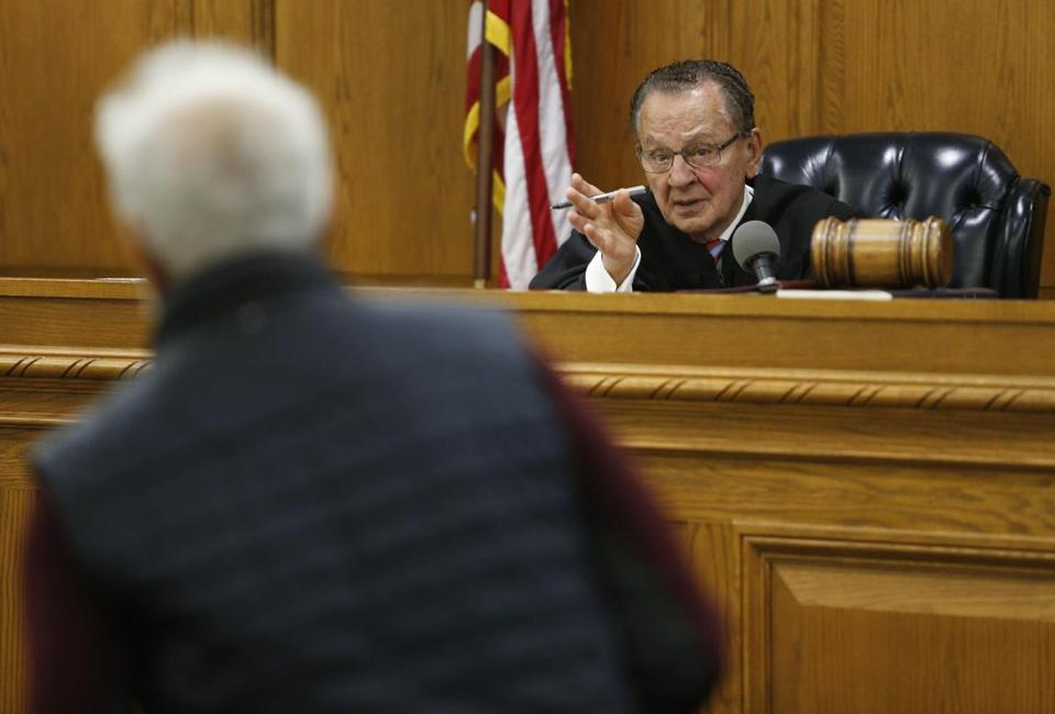 Judge Frank Caprio in action.