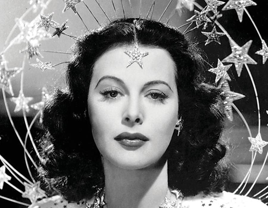 "A scene from the 2017 documentary film ""Bombshell: The Hedy Lamarr Story."""