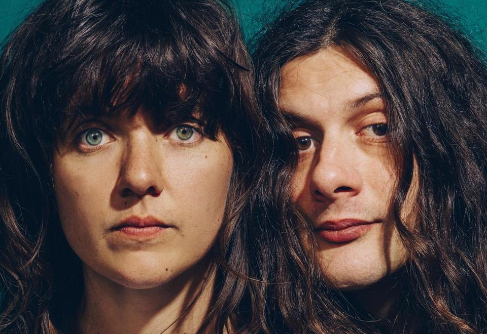 Courtney Barnett and Kurt Vile have collaborated on a duo album and a tour that brings them to the Orpheum Saturday.
