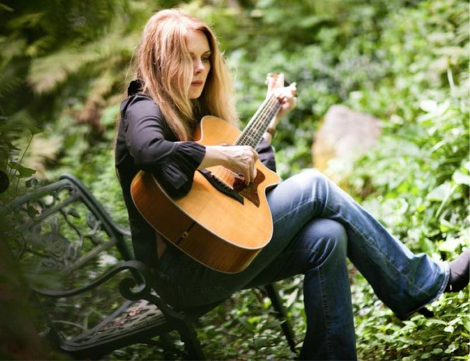 12socalendar - Singer-songwriter Mary Fahl performs at The Spire Center in Plymouth. (The Spire Center)