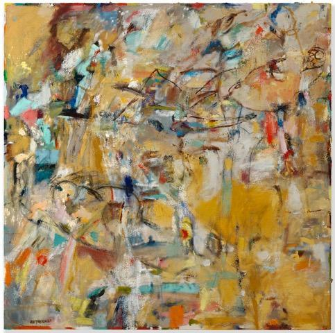 12socalendar - Works by Diane Novetsky and Jo Ann Rothschild on view at The Art Complex in Duxbury. Painting by Jo Ann Rothschild, oil on canvas. (Art Complex Museum)