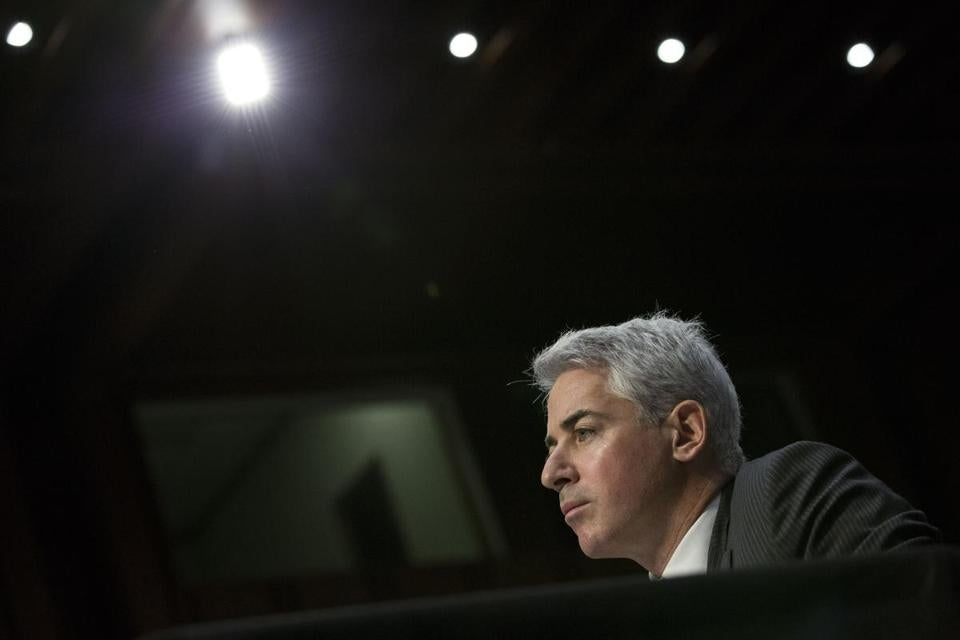 In his campaign against ADP, William Ackman called its leaders complacent.