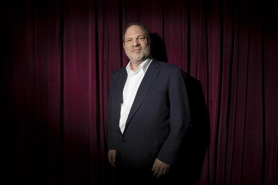 Harvey Weinstein reportedly hired ex-Mossad agents to block a negative story about him.