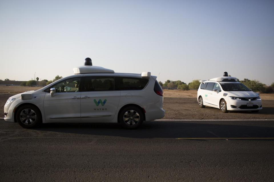 Waymo said its driverless cars hit public roads last month but didn't say if they were tested in environments considered challenging for autonomous vehicles, like bridges or tunnels.