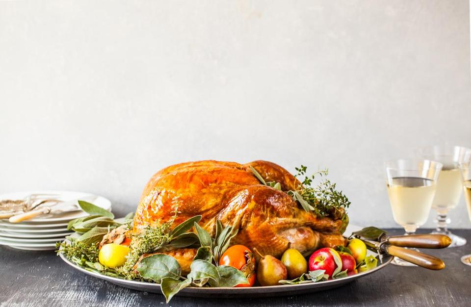 Less is more 10 easy recipes to get you through thanksgiving the like the look of this slow roasted herbed turkey check out next wednesdays food forumfinder Choice Image