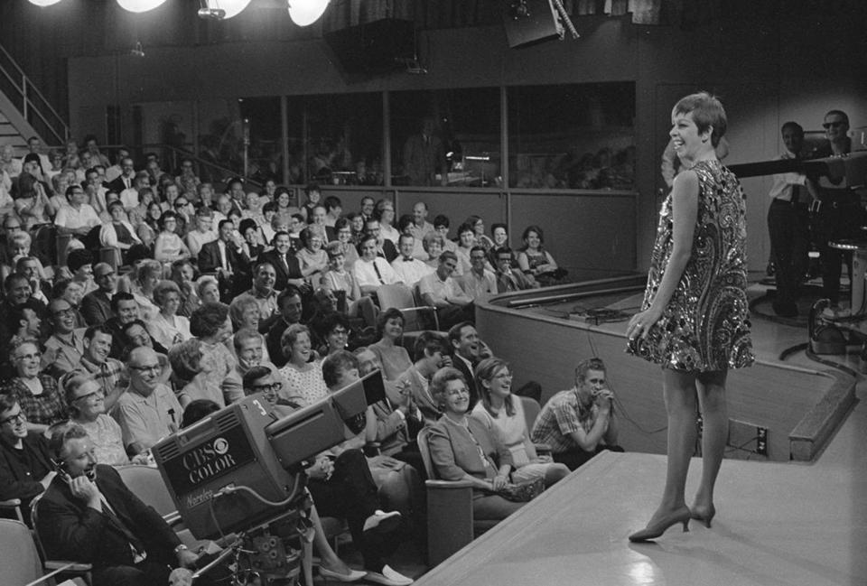 CBS will celebrate the 50th anniversary of Carol Burnett's classic comedy series on Sunday.