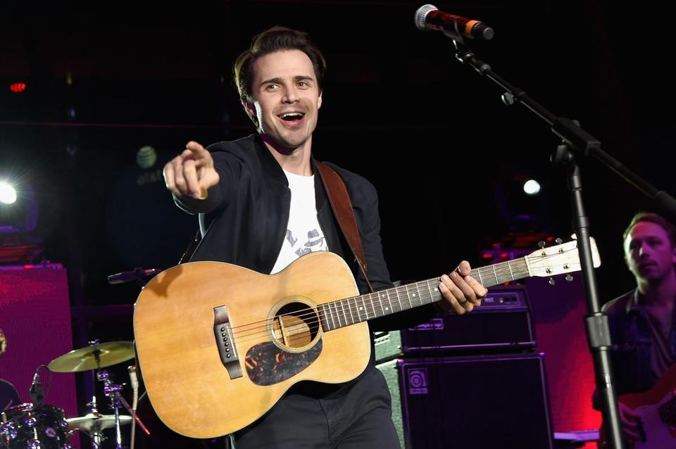 Kris Allen will be at City Winery on Sunday.