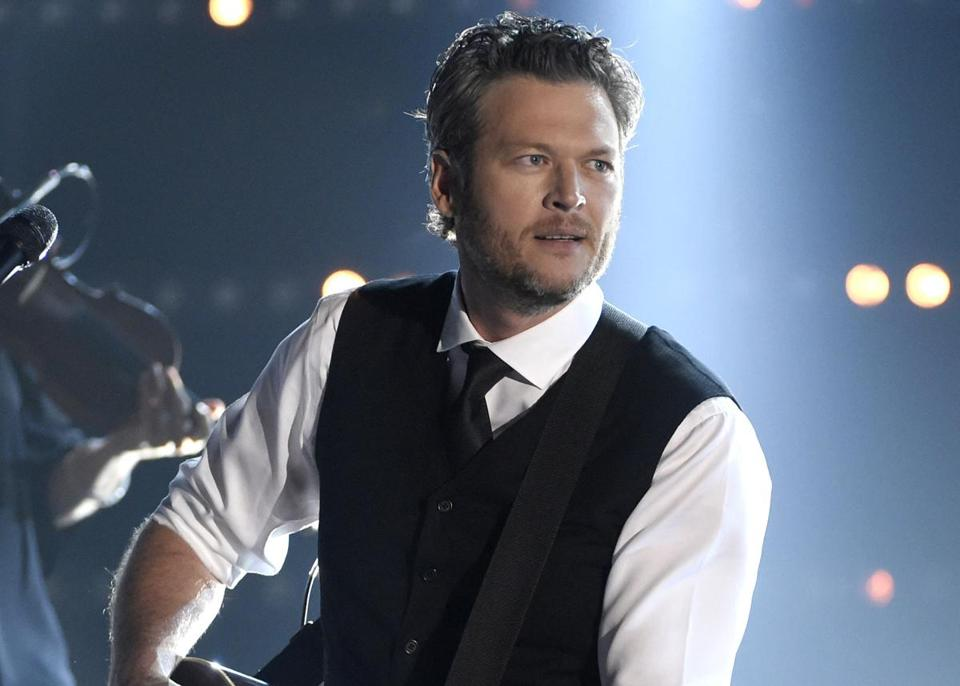 Image result for Blake Shelton, the sexiest man alive