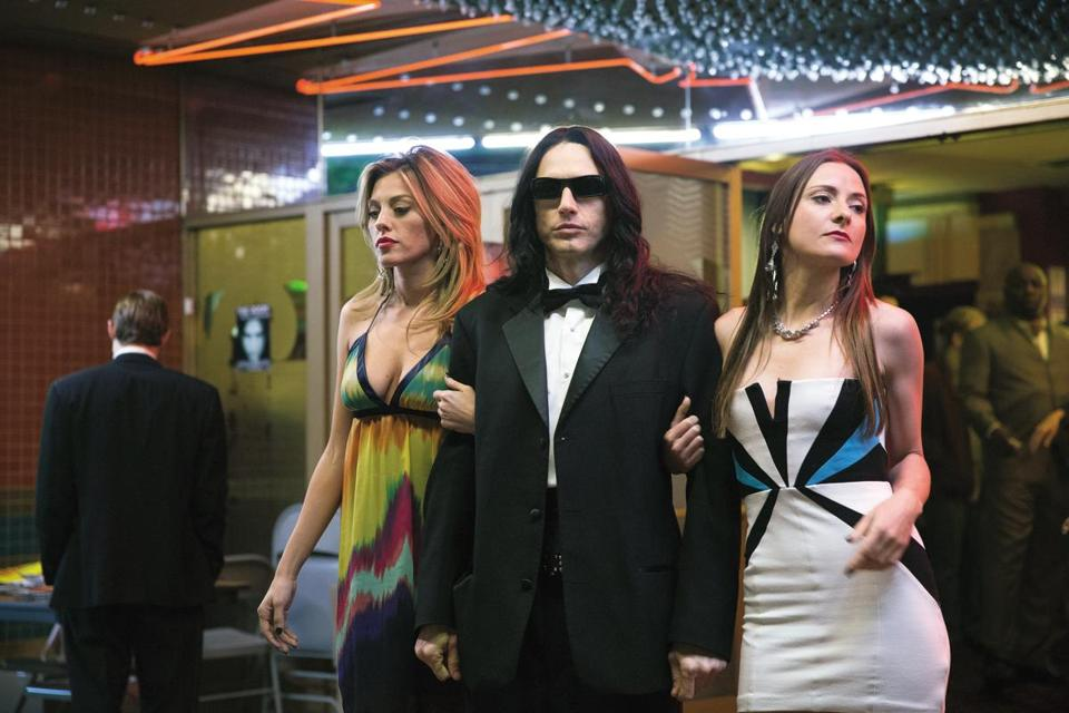 "James Franco directed and stars in ""The Disaster Artist."""