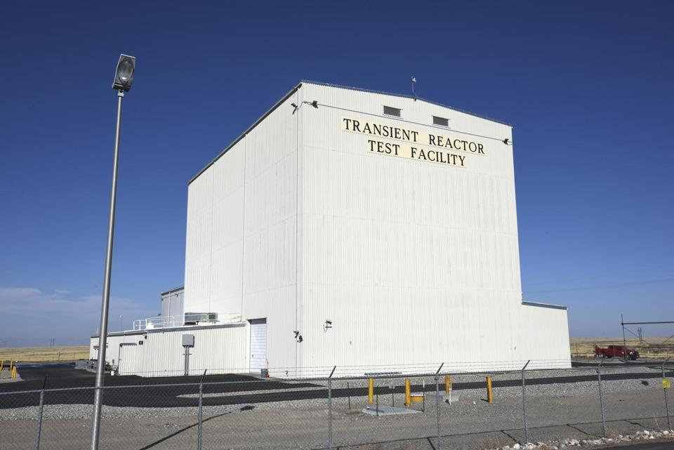 US restarts nuclear testing facility in Idaho after 23 years - The ...