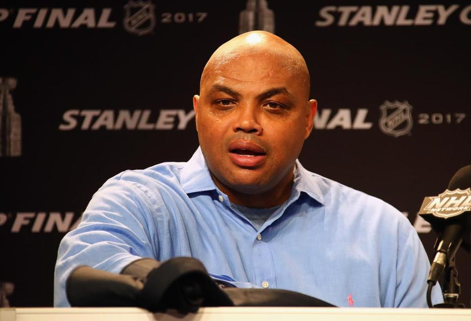 An 'angry and disgusted' Charles Barkley unloads on Trump ...