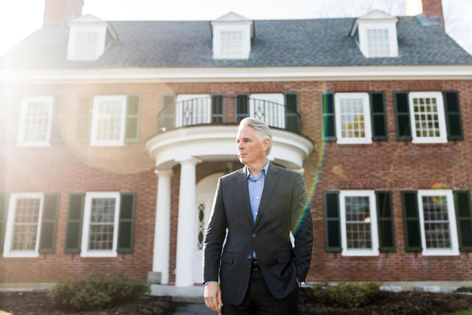 Colby College president David Greene renamed his house for Samuel Osborne, a former slave and janitor.