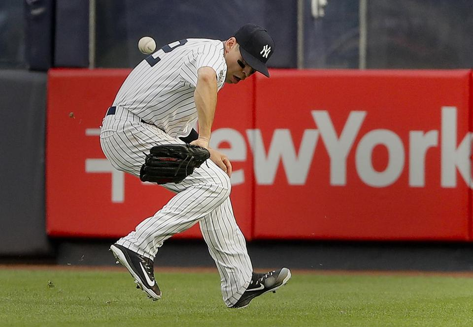 Jacoby Ellsbury has hit .264 in his four years with the Yankees.