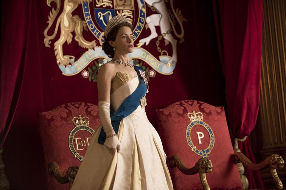"Claire Foy returns in ""The Crown"" on Netflix."