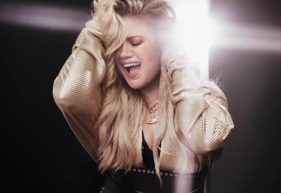 Kelly Clarkson is one of the headliners of Kiss 108's Jingle Ball at TD Garden.