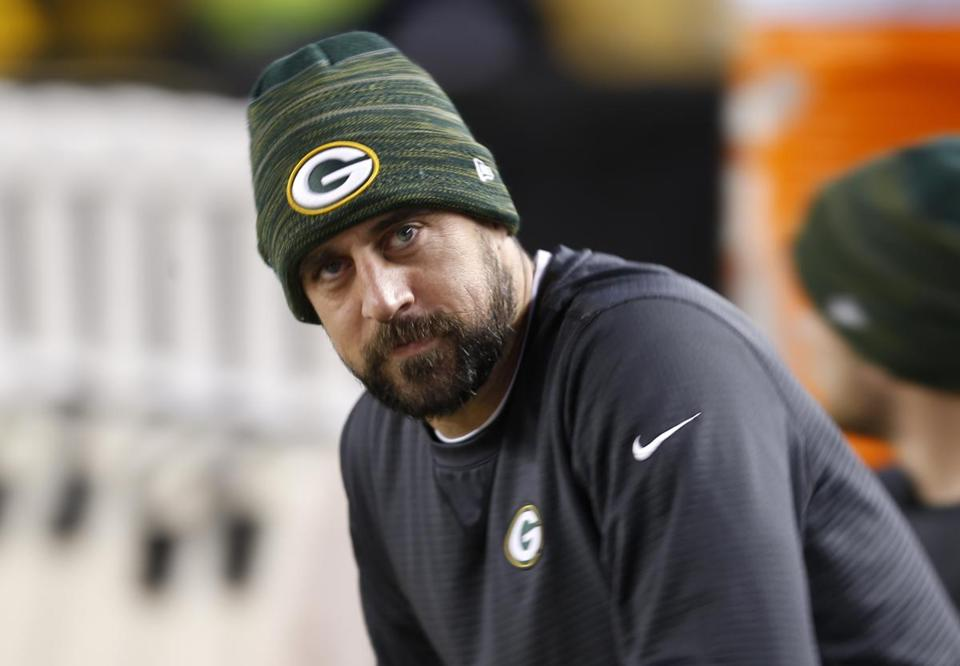 Packers quarterback Aaron Rodgers returned to practice Saturday as he recovers from a broken collarbone.