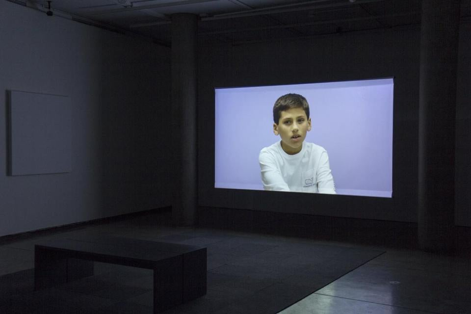 """Generation"" is part of ""Matt Keegan: Replicate."""