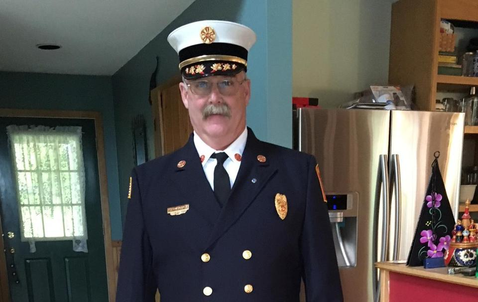 Montgomery fire chief Stephen P. Frye.
