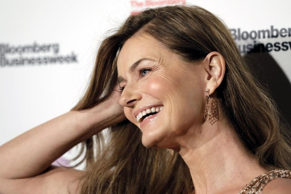 Paulina Porizkova earlier this month in New York.