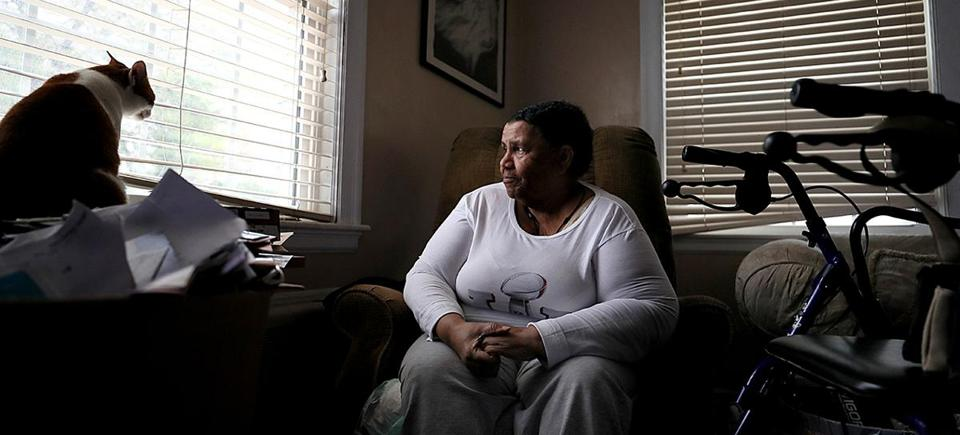 Shirley Coffey felt she was kept waiting longer than white patients in the Brigham and Women's Hospital emergency room decades ago. The hospital said it's confident patients are treated equally today.