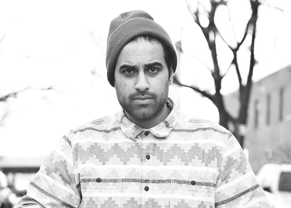 Aakash Nihalani's works will be on display for one year.