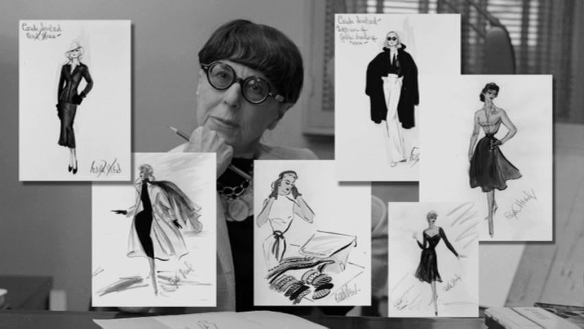"A restrospective of costume designer Edith Head's work includes ""Double Indemnity,"" ""The Lady Eve,"" and ""Roman Holiday."""