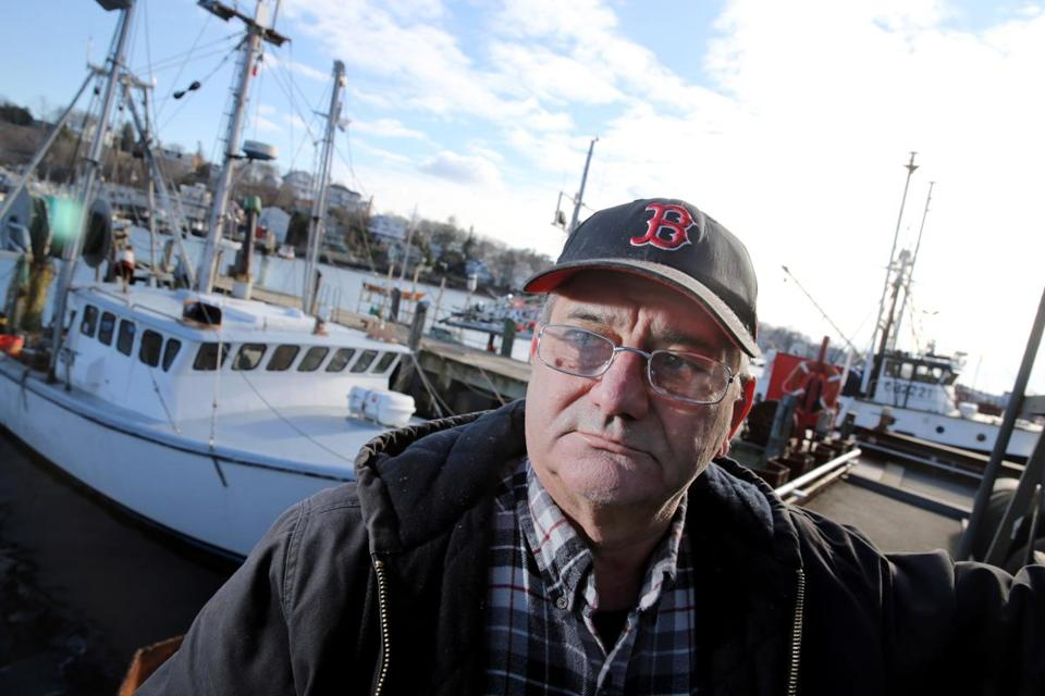 "Fisherman Rick Beal has never learned to swim, but he won't wear a life preserver.  ""You just come to accept some things — that if you go overboard, you go,"" said Beal, 65. ""That's it."""