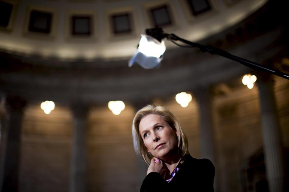 Senator Gillibrand's star shines as nation unites behind her cause