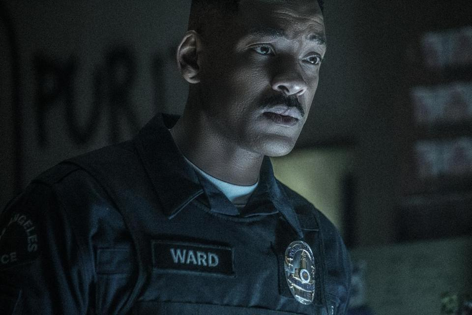 "Will Smith in ""Bright."""