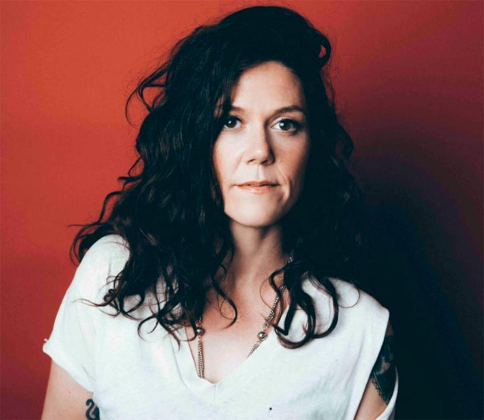 "Lilly Hiatt brings a little bit of roots and a whole lot of thrash to her album ""Trinity Lane."""