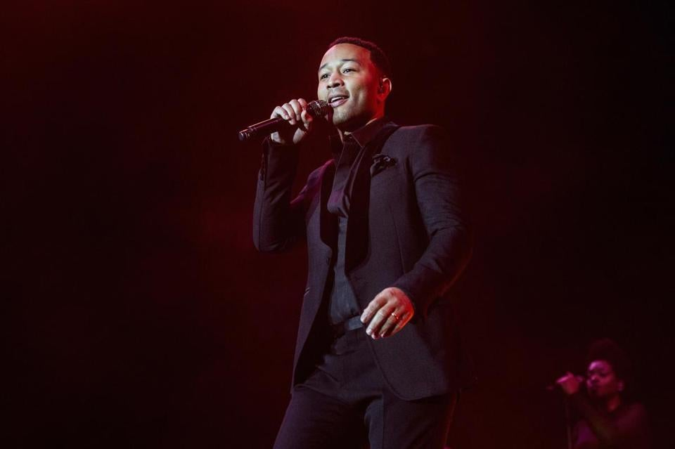 "John Legend will star in ""Jesus Christ Superstar Live in Concert!"" April 1 on NBC."