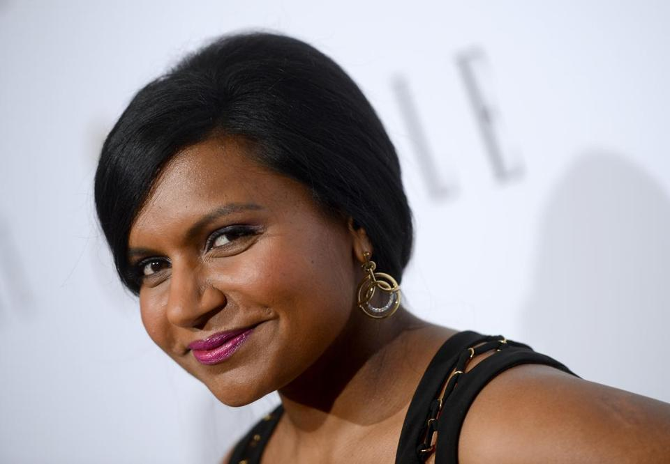 Mindy Kaling named her daughter Katherine Swati Kaling.