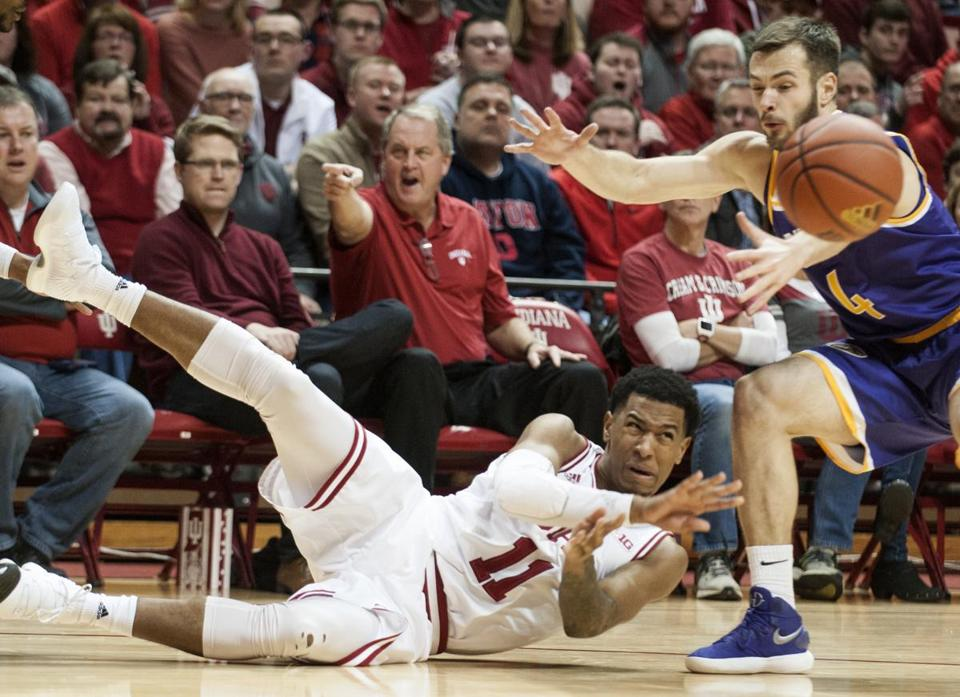 Indiana's stumbles this season include a loss to Fort Wayne.