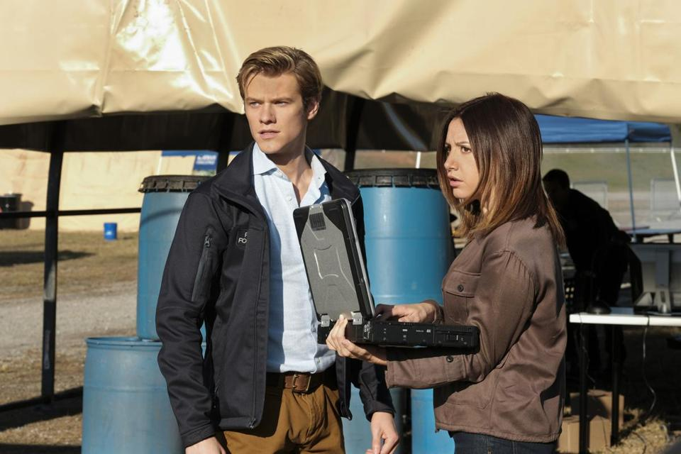 """MacGyver"" (with Lucas Till and Ashley Tisdale) is a post-""Black Mirror"" option Friday."
