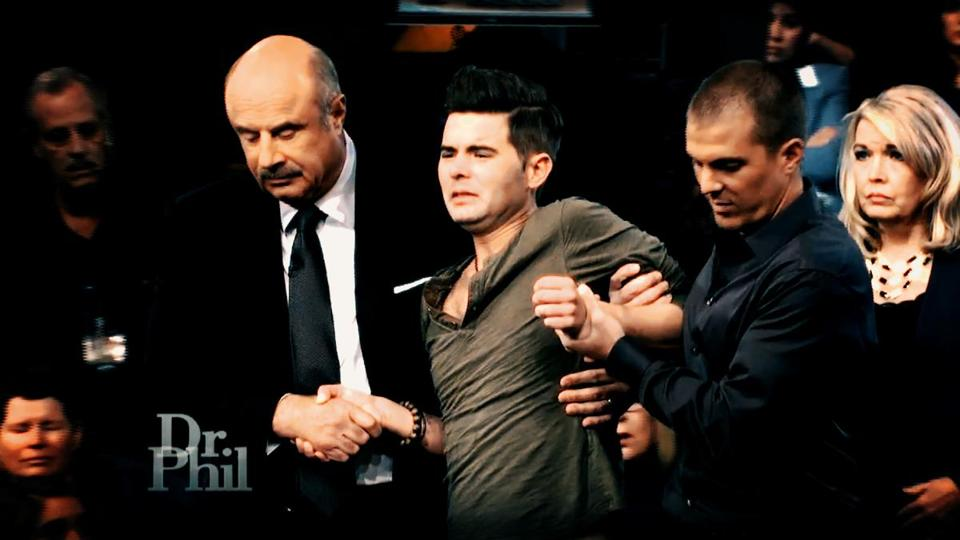"Todd Herzog appeared on the ""Dr. Phil"" show in 2013."
