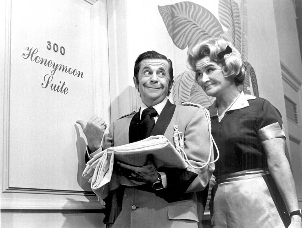 "Morey Amsterdam and Rose Marie were comic foils on ""The Dick Van Dyke Show.''"