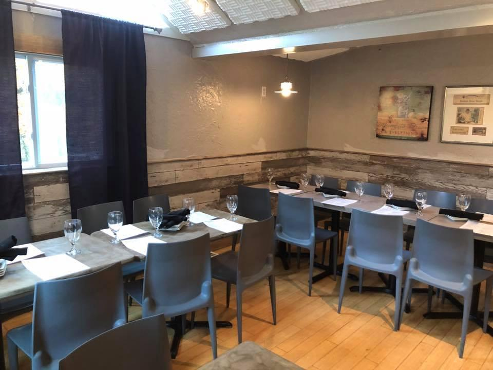 07nodine - Fuse Westford opened in September 2017. The restaurant is located at 2 Powers Road in Westford. (Fuse Westford)